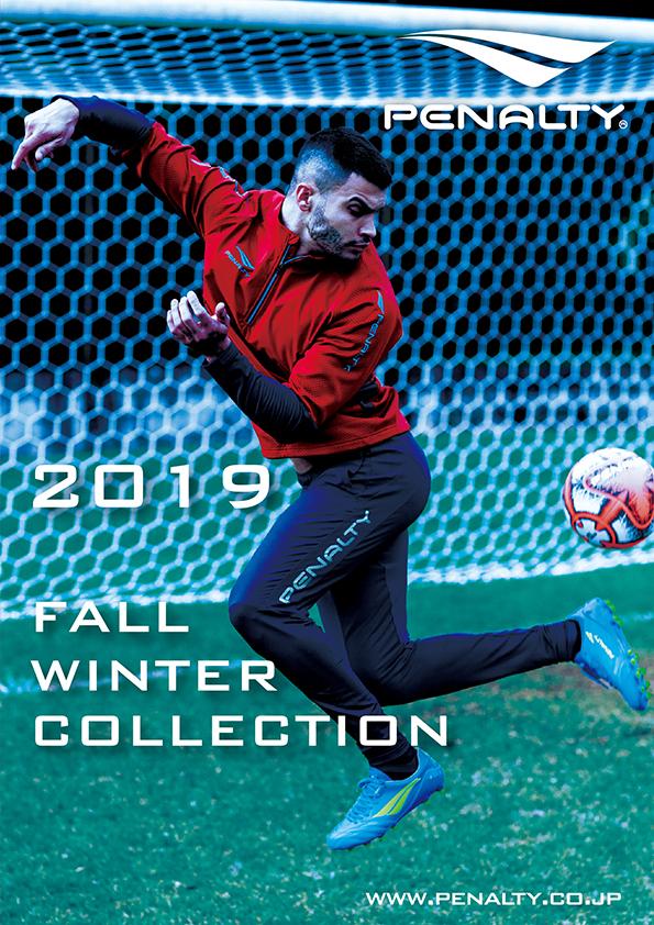PENALTY 2019 FALL & WINTER 商品公開・カタログ完成