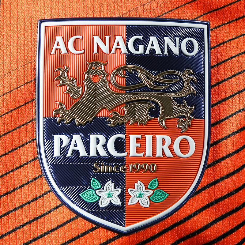 AC長野パルセイロ2018シーズンユニフォームデザインが決定しました