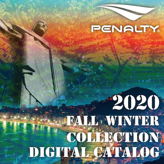 PENALTY 2020 FALL & WINTER 商品公開・デジタルカタログ完成!!