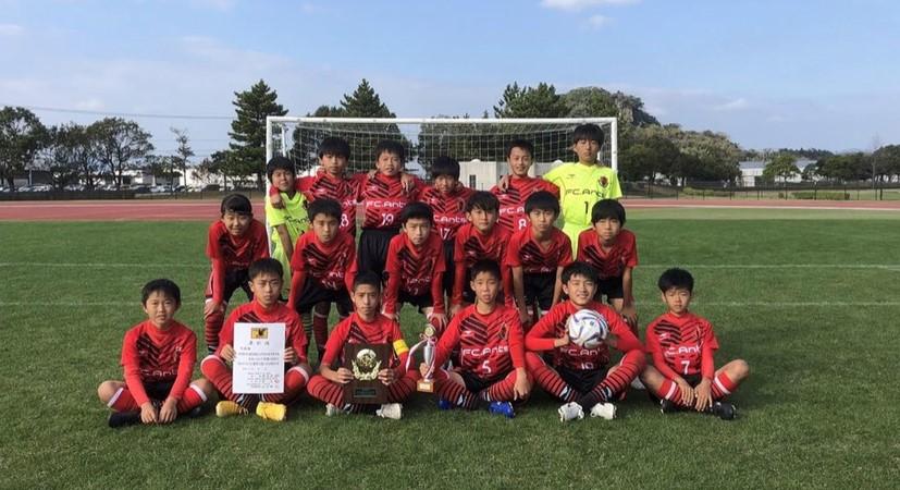 JFA 第44回全日本U-12サッカー選手権大会 熊本県大会 準優勝!