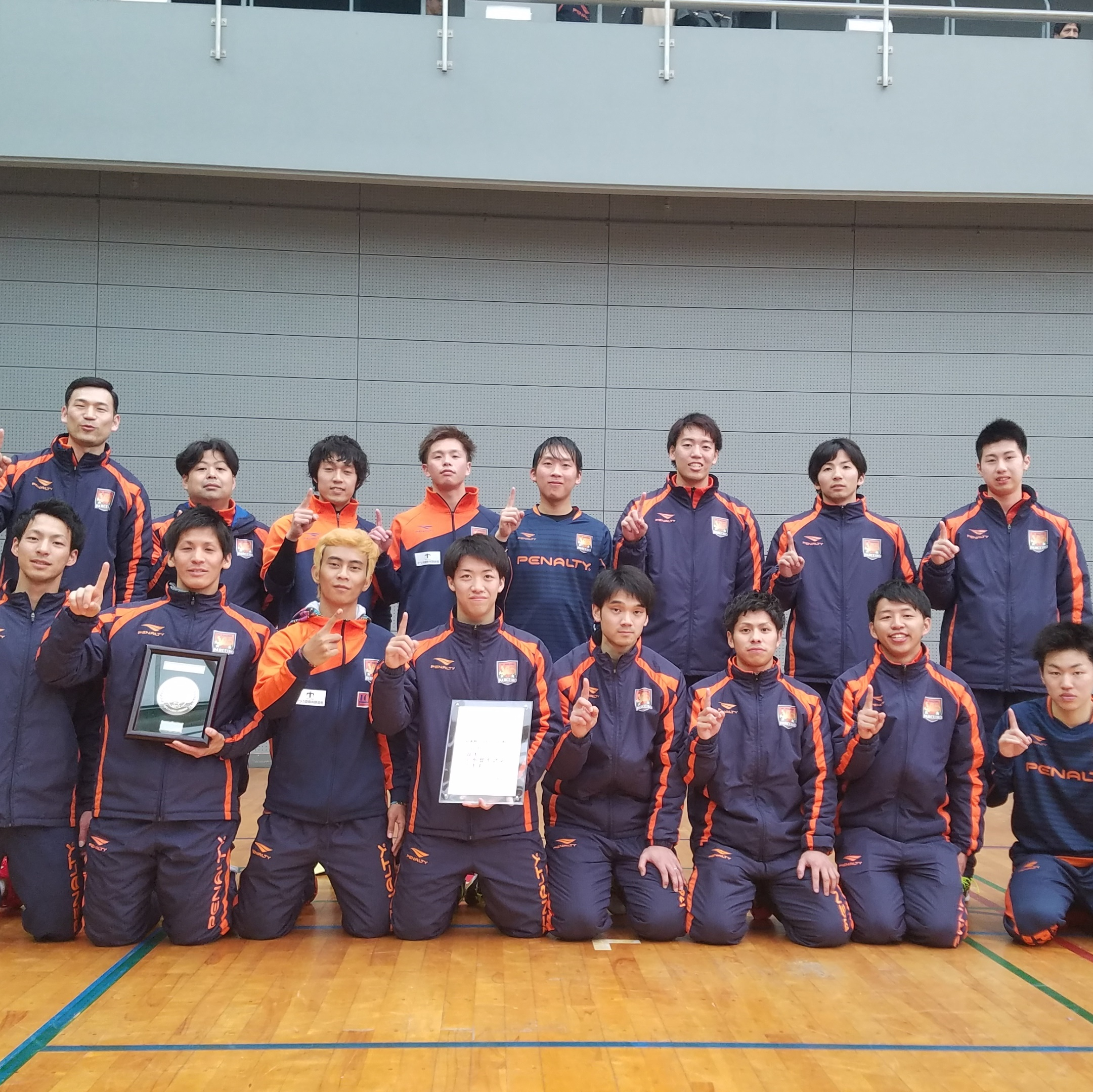 AC長野パルセイロ・バドミントンクラブ 日本リーグ昇格!