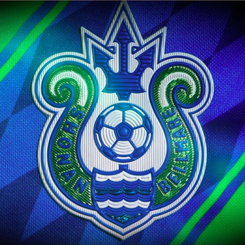 湘南ベルマーレ2018シーズンユニフォームデザインが決定しました