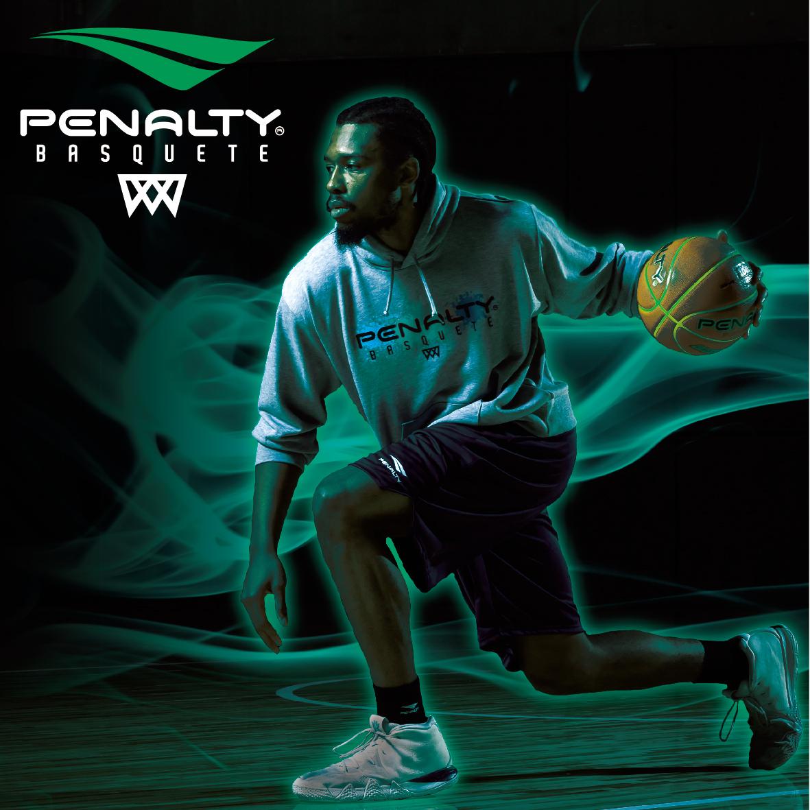 PENALTYよりバスケットボール商品/カスタムオーダーシステムが新登場