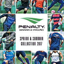 PENALTY 2017 SPRING & SUMMER カタログが完成しました。