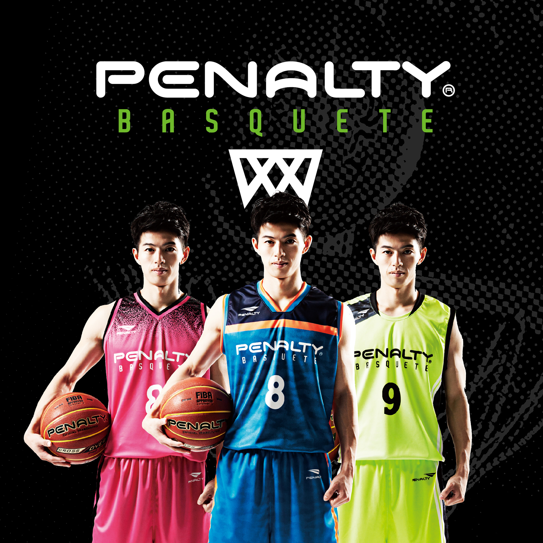 PENALTY BASQUETEのHP公開!!